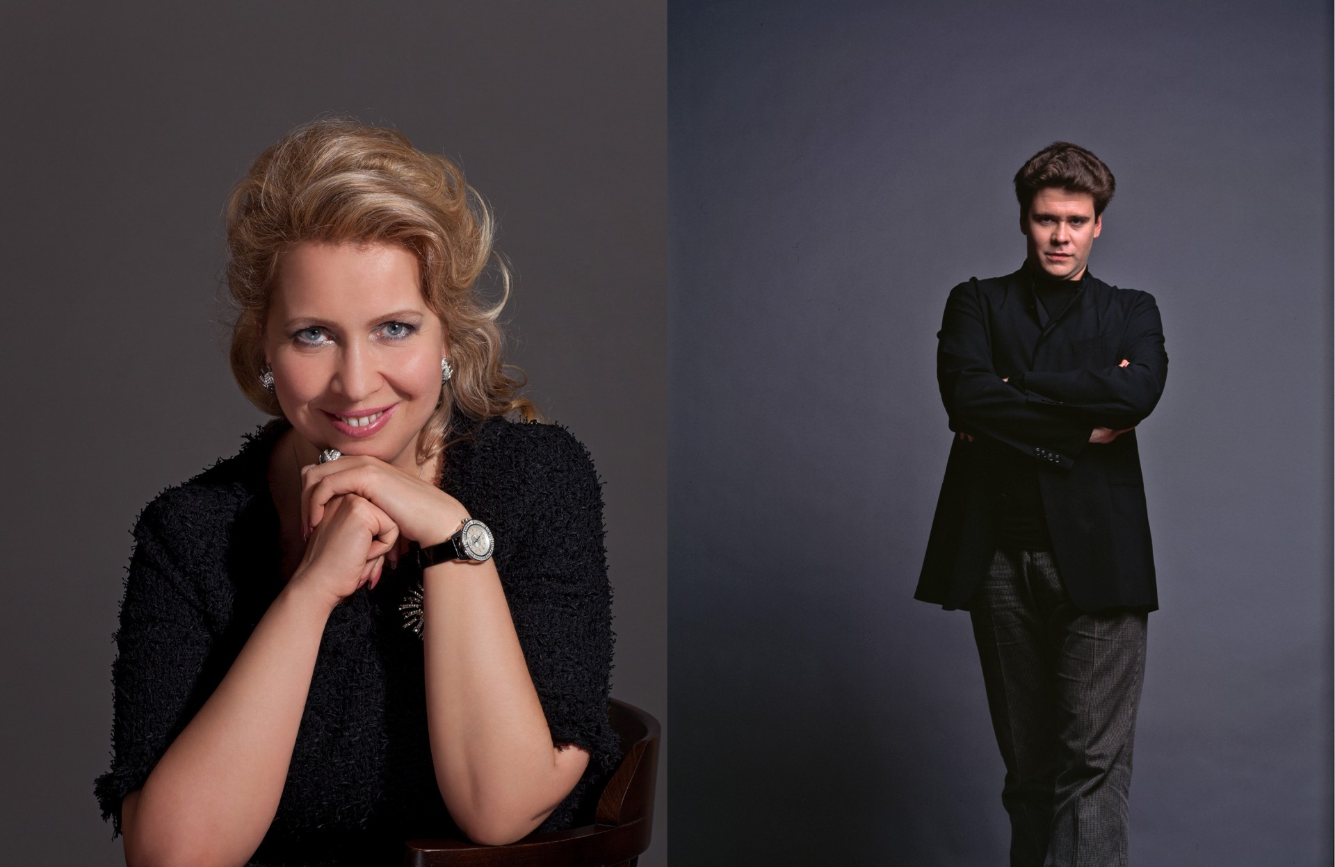 Светлана Медведева, 2011 // Денис Мацуев , 2006
