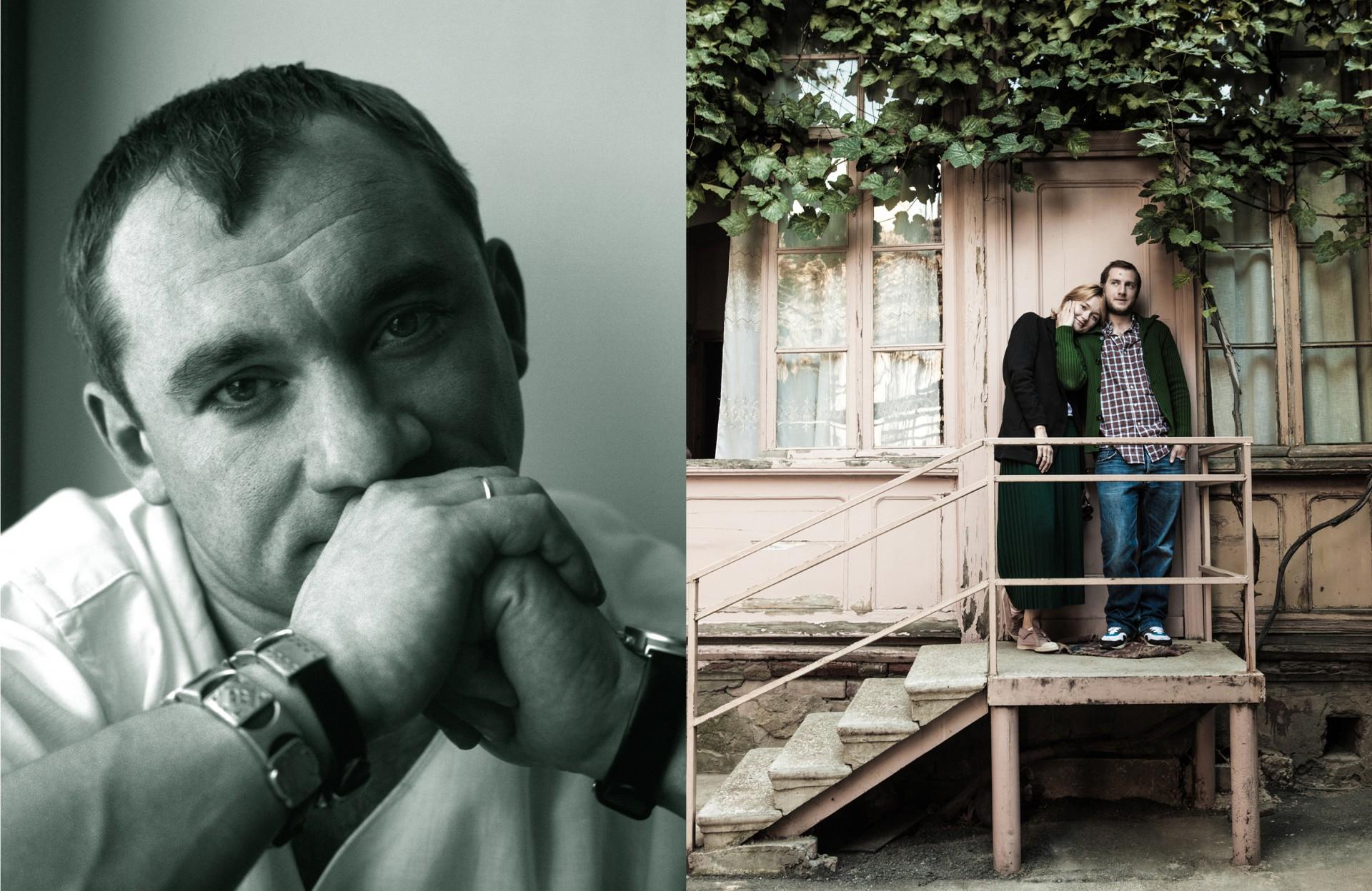 Николай Фоменко , 2005 // Надя Михалкова-Резо Гигинешвили , 2011