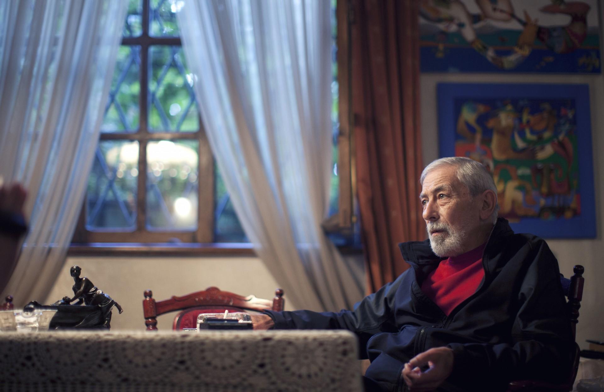 Вахтанг Кикабидзе , 2012